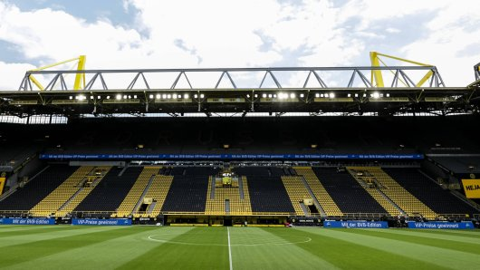 Der Signal Iduna Park – bald wieder mit Fans von Borussia Dortmund?