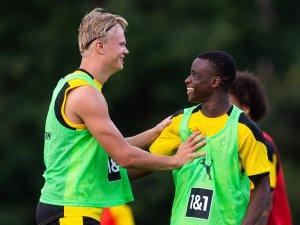 Borussia Dortmund: Sieht so das zukünftige Stürmer-Traumduo aus?