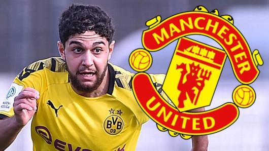 Bei Borussia Dortmund blieb Reda Khadra der große Durchbruch verwehrt, jetzt versucht er sein Glück bei Manchester United.