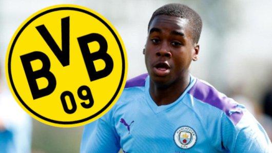 Borussia Dortmund hat das nächste Supertalent von Manchester City verpflichtet.