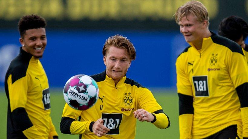 Borussia Dortmund: DIESE beiden BVB-Stars dürfen auf den ersten Titel der Saison hoffen
