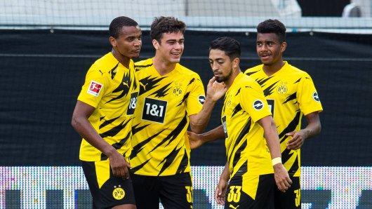 Borussia Dortmund lässt eines seiner vielen Offensivtalente auf Leihbasis ziehen.