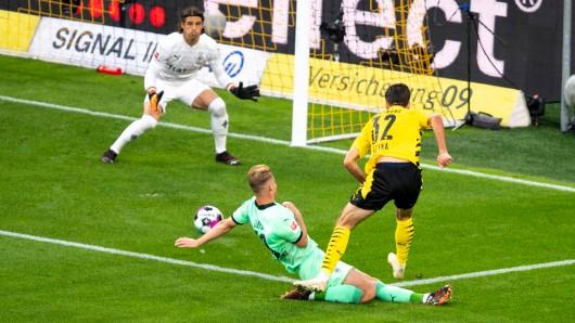 BVB - Gladbach im Live-Ticker: Hier alle Infos zum Spiel!