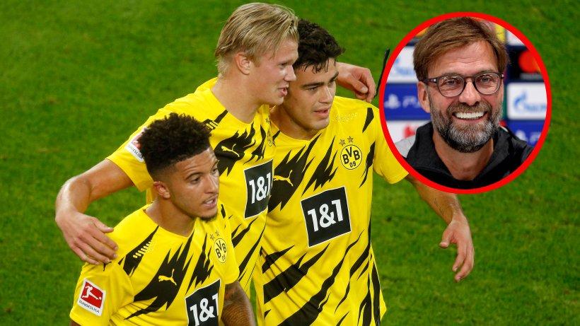 Borussia Dortmund: Klopp scharf auf BVB-Juwel – doch die Schwarzgelben haben ein Ass im Ärmel