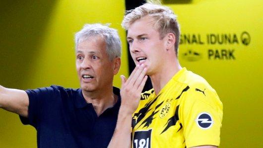 Julian Brandt hat bei Borussia Dortmund derzeit einen schweren Stand.