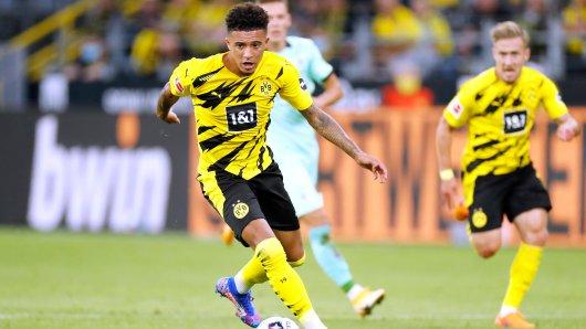 Borussia Dortmund: Bleibt Jadon Sancho? Oder wird der BVB noch schwach?