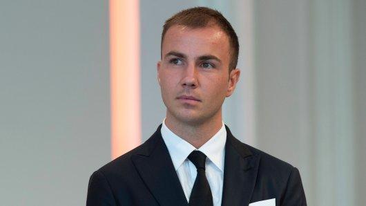 Ex-BVB-Star Mario Götze bekommt Unterstützung von Nils Petersen.