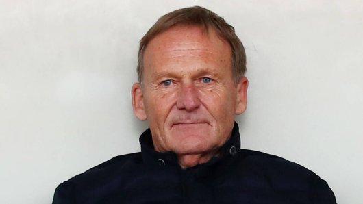 BVB-Boss Watzke fürchtet die nächste Bundesliga-Unterbrechung.