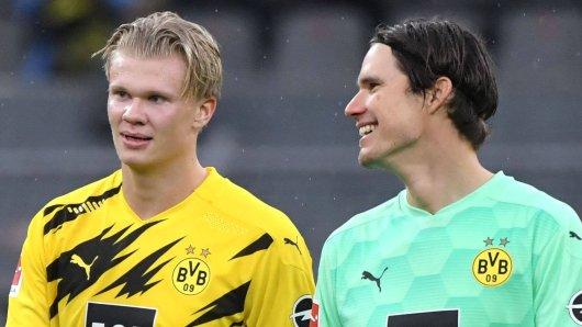 Borussia Dortmund mit seinem heimlichen Punkte-Helden.