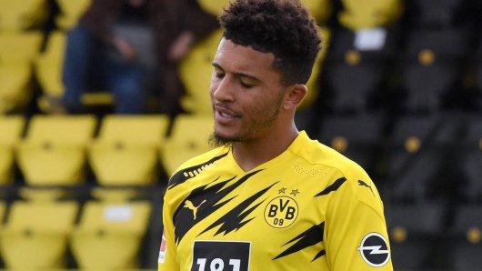 Borussia Dortmund hat eine klare Entscheidung bei Jadon Sancho getroffen!