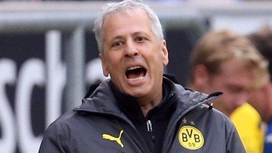 Borussia Dortmund: Gegenwind für Lucien Favre.
