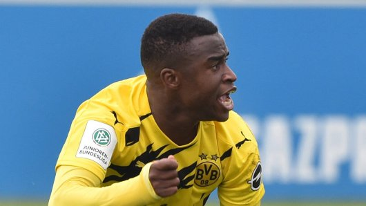 Borussia Dortmund: So reagiert Youssoufa Moukoko