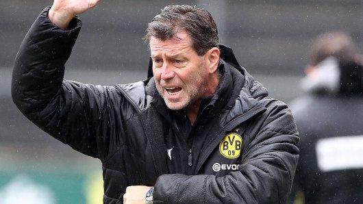 Borussia Dortmund: Neuer Job für Ex-Trainer Skibbe.
