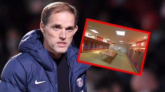 Ex-BVB-Trainer Thomas Tuchel steht bei Paris Saint-Germain womöglich vor dem Aus.