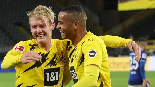 Das 1:0 von Dortmund gegen Schalke fiel nach einem Ecken-Trick – war er einstudiert?