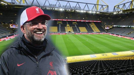 Jürgen Klopp könnte für ein Spiel in das Stadion von Borussia Dortmund zurückkehren.