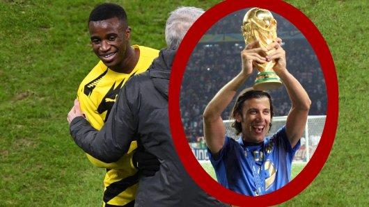 BVB-Juwel Youssoufa Moukoko bekam Glückwünsche aus der ganzen Welt.