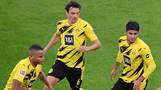 BVB: Die Spieler sorgen sich offenbar weniger um die Belastung der nächsten Tage.