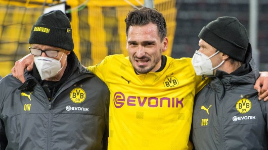 Sorge um Mats Hummels: Wie lange hält der BVB-Star das noch aus?