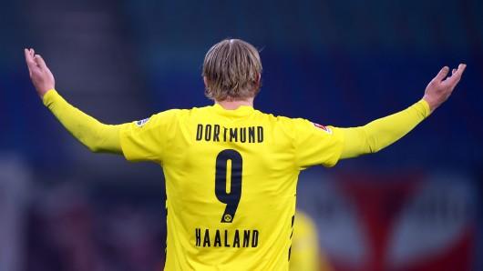 Erling Haaland meldet sich mit einem Doppelpack zurück. Jetzt hat der BVB-Star eine klare Forderung an seine Teamkollegen.