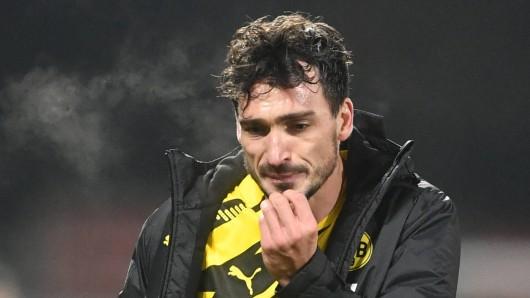 Mats Hummels hadert beim BVB – er weiß, was zum ersehnten Titel fehlt.