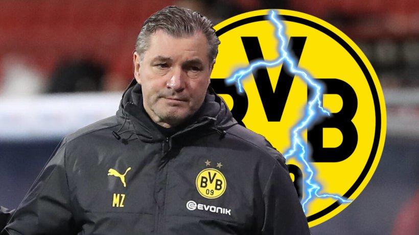 """Borussia Dortmund: Beim BVB knirscht es! Michael Zorc stinksauer – """"Nicht tolerierbar"""""""