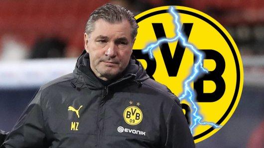 Bei Borussia Dortmund herrscht kommt es nach der Leverkusen-Pleite zum Knall.