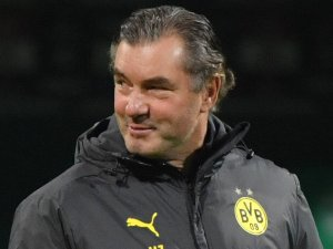 BVB-Sportdirektor Michael Zorc konnten sich einen Seitenhieb nicht verkneifen.