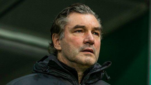 BVB-Sportdirektor Michael Zorc platzte auf der PK der Kragen.