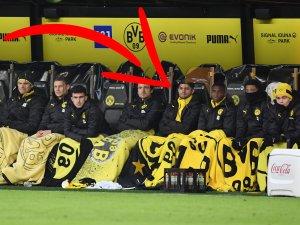 Bei Borussia Dortmund steht Mahmoud Dahoud auf dem Abstellgleis.