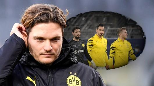 Bei Borussia Dortmund bahnt sich ein Startelf-Paukenschlag an.