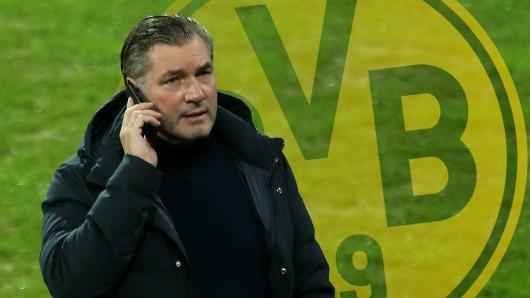Borussia Dortmund soll ein Auge auf den Torwart der Konkurrenz geworfen haben.