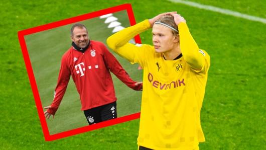 Borussia Dortmund patzt, die Bayern sagen danke. Überall in Europa tobt ein Meisterkampf, nur die Bundsliga ist öde wie immer.