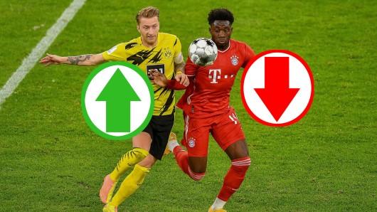 Borussia Dortmund ist in dieser Kategorie den Bayern voraus.