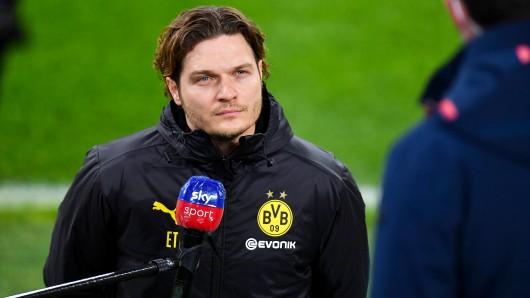 Edin Terzic bleibt auch nach der Saison 2020/21 beim BVB.