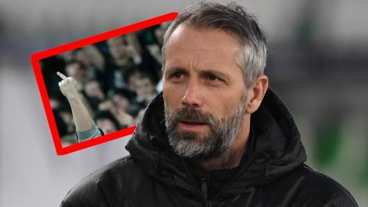 Borussia Dortmunds Verpflichtung von Marco Rose hat in Mönchengladbach für einen Sturm der Entrüstung gesorgt.