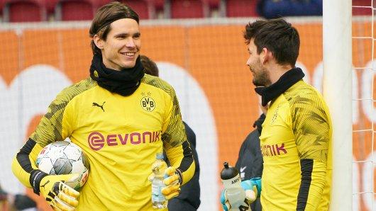 Steht bei Borussia Dortmund bald ein neuer Torwart im Kasten?