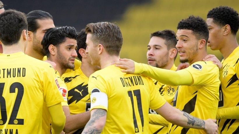 Borussia Dortmund feiert deutlichen Sieg – und ER seine persönliche Wiederauferstehung