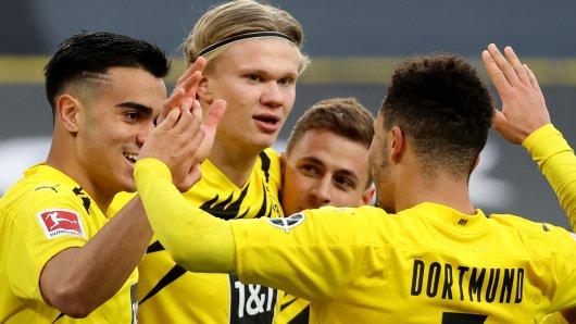 Bei Borussia Dortmund hat Thorgan Hazard seine lange Leidenszeit beendet. Doch beim Comeback hatte er etwas Schiss.