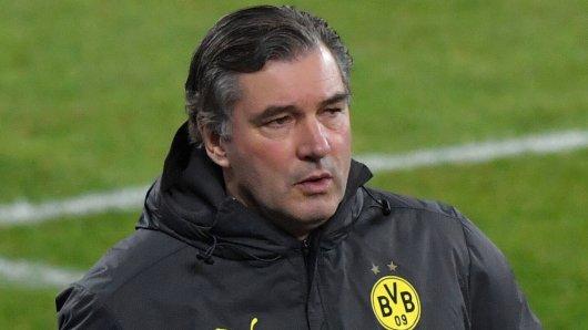 BVB-Sportdirektor Michael Zorc hat einen großen Wunsch!