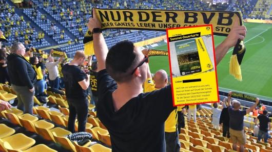 Borussia Dortmund: Fans erwartet jetzt eine besondere Aktion.