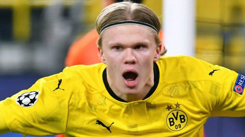 Erling Haaland: Wirbel um BVB-Star! Wechselt er für DIESE Summe? - Der Westen