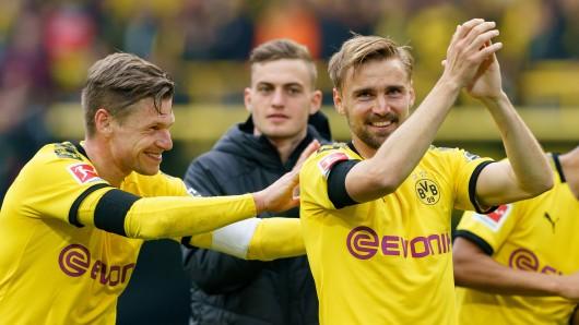 Marcel Schmelzer und Lukasz Piszczek sind zwei echte Legenden beim BVB.