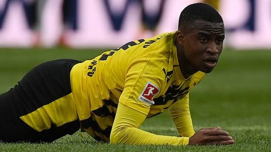 Bei Borussia Dortmudnd beeindruckt Youssoufa Moukoko mit seiner Reaktion auf die schwere Verletzung.
