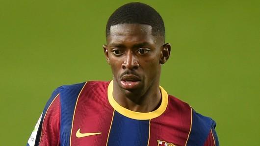 Beim FC Barcelona kann Ousmane Dembélé plötzlich überzeugen – und soll nun sogar verlängern.
