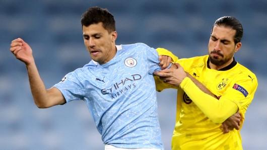 Emre Can wurde bei Borussia Dortmund gegen ManCity zur tragischen Figur.