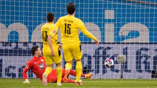 Borussia Dortmund hat in Sachen Torwart eine Entscheidung gefällt.