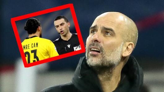 Bei Borussia Dortmund können die Fans nicht fassen, was Pep Guardiola nach dem UCL-Spiel sagt.