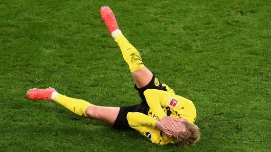 Bei Borussia Dortmund überzeugt Nationalspieler Julian Brandt auch nach 1,5 Jahren nicht wirklich.