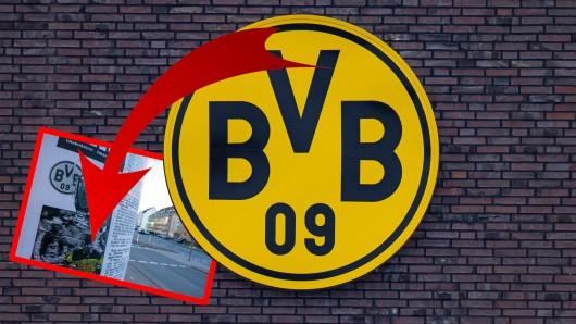 Borussia Dortmund lässt mit einer Video- und Plakat-Aktion aufhorchen.